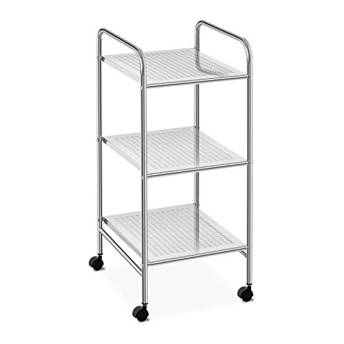 physa wellness & lifestyle PHYSA RR-24 Badkamer trolley - 3 etages