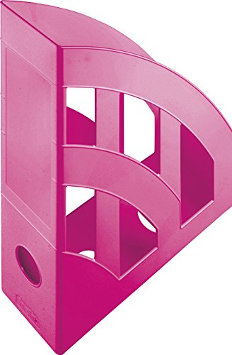 "helit H2361028 - Stehsammler ""the bridge"", Serie economy, pink"