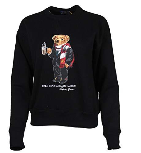 Ralph Lauren Damestrui - Polo Bear met warme drank - zwart of wit