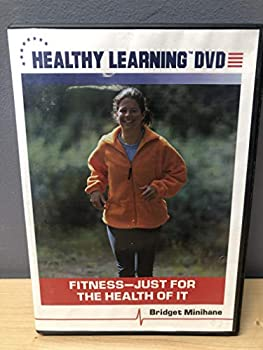 DVD Fitness Just For Health Of It Book