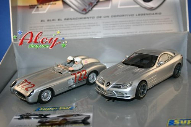 mejor vendido Hornby S. Slot Mercedes Benz SLR 722     3  muy popular
