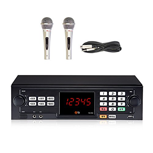 Best Deals! TJ Taijin Media TKR-355HK Home Party Korea Korean Karaoke Singing Machine 16GB HDD Syste...