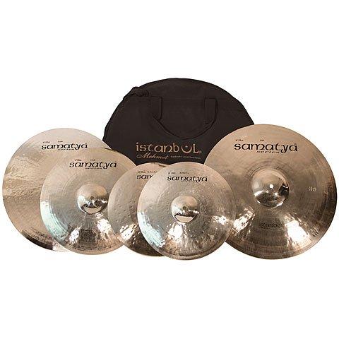 Istanbul Mehmet Samatya Cymbal Set 1-18 · Set di piatti