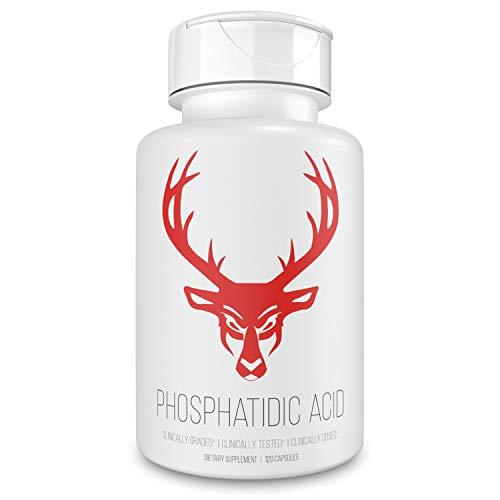 Phosphatidic Acid (PA) - Increase Lean Mass Gains, Improved Strength, Optimal Body, 60 Servings