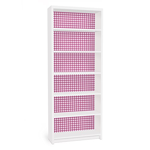 Apalis Vinilo Adhesivo para Muebles IKEA - Billy Bookshelf - Dolls Ceiling, Größe:2 Mal 94cm x 76cm