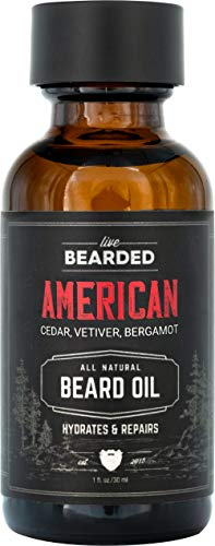 Live Bearded: Beard Oil - American …