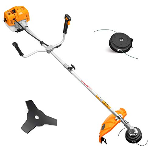 Eater Gas Powered String Trimmer Straight Shaft
