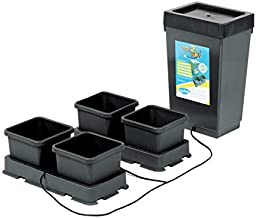 easy2grow 4 Kit (Large with 3.9 gallon Pots)