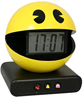 Pac-Man Wecker 12 cm (B0040GJ4XY) | Amazon price tracker / tracking, Amazon price history charts, Amazon price watches, Amazon price drop alerts