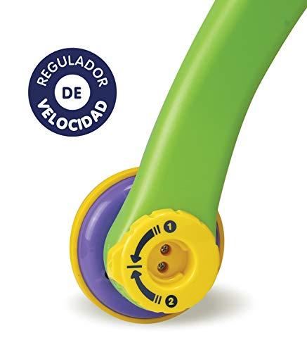 41msUNV7kBL - VTech - Correpasillos Andandín 2 en 1, Diseño Mejorado, Andador Bebé InTeractivo Plegable y Regulador de Velocidad, Multicolor (80-505622) , color/modelo surtido