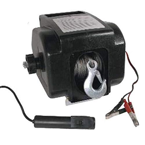 Cabrestante eléctrico de 12 V, potente, resistente, 6000 libras, cable Pro de 4,8 mm, stock en el Reino Unido