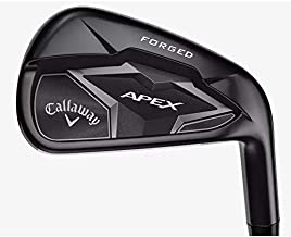 Callaway Golf 2019 Apex Smoke Individual Iron, 3 Iron, Right Hand, Steel, Regular Flex