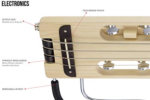 TRAVELERGUITARトラベラーギターUltra-LightBassウルトラライト・ベース/Mapleメイプル
