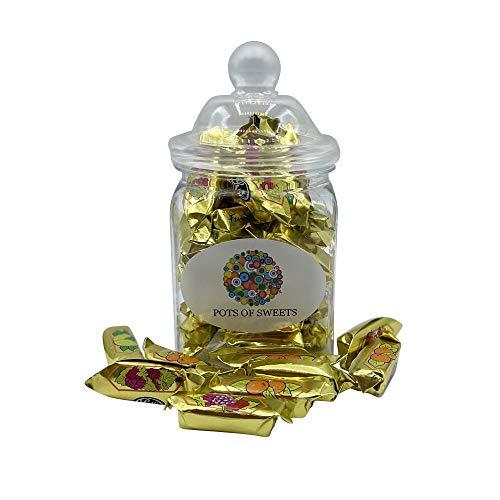 220 gramo Jar de Lutti de frutas bombones dulces
