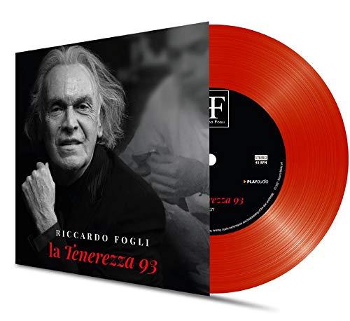 La Tenerezza 93 (7' Vinyl Red Limited Edt.)