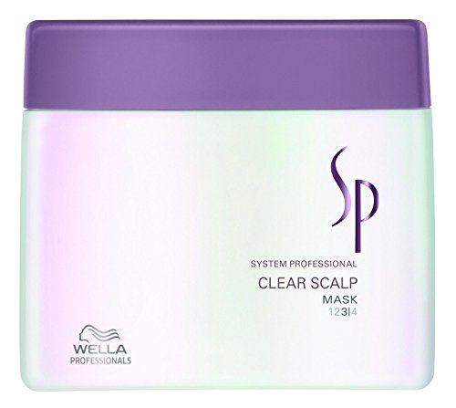 Wella System Professional AG, Clear Scalp, Mask, 400ml