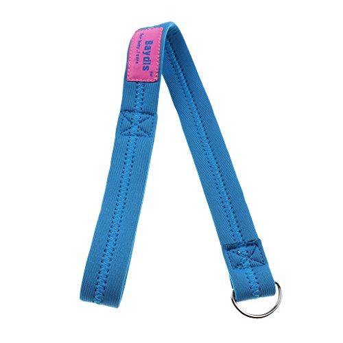 P Prettyia Kinderwagen Handschlaufe Kinderwagengurt Safety Belt Wrist Strap - Blau