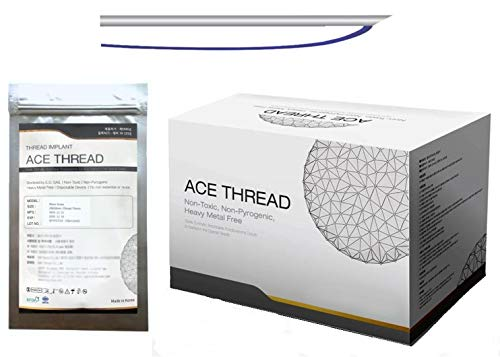 ACE Clearance SALE! Limited time! PDO thread lift KOREA face Baltimore Mall whole - body Type 400pcs Mono