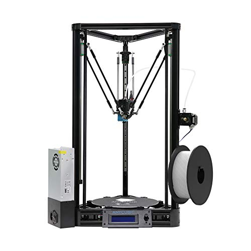 TRIGORILLA ANYCUBIC Delta 3D Printer Kossel Linear Plus build size...