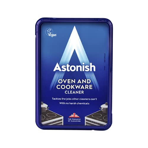 Astonish Powerful Oven and Cookware Cleaner with No Harsh Chemicals, 150g
