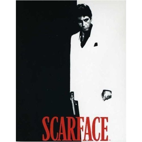 Classy Joint Scarface Blanket Twin Size 60' x 87' Tony Montana Luxury Plush Throw