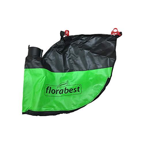 Florabest Fangsack 45L mit Halterung und Reißverschluss für LIDL Laubsauger FLS 3000 B2 IAN 275664
