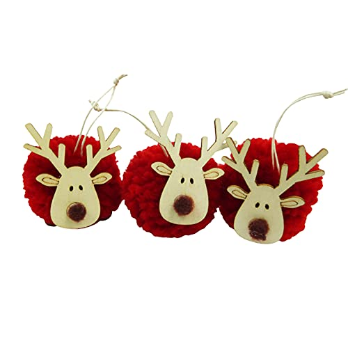 Bola de árbol de Navidad de piel de cocodrilo, 12 unidades