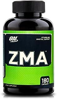 Optimum Nutrition ZMA - 180 Capsules Pack Of - 2