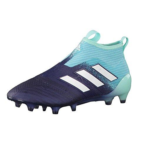 adidas adidas Unisex-Kinder ACE 17+ Purecontrol FG Fußballschuhe, Mehrfarbig (Aquene/Ftwbla/Tinley), 36 2/3 EU