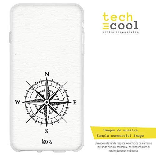 Funnytech® Funda Silicona para Motorola Moto G5S [Gel Silicona Flexible, Diseño Exclusivo]...