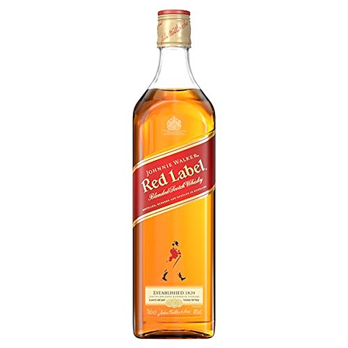 Johnnie Walker Red Whisky Escocés - 700 ml