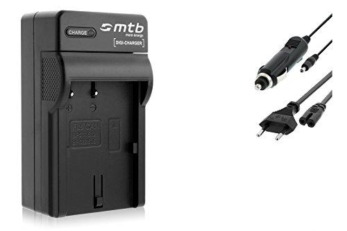 Ladegerät (KFZ, Netz) für Canon BP-511 / EOS 5D, 10D, 50D. / Powershot G1, G2, G6 / Optura. s. Liste!