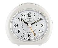 Acctim - Easi-Set - Alarm Clock - Pearl White