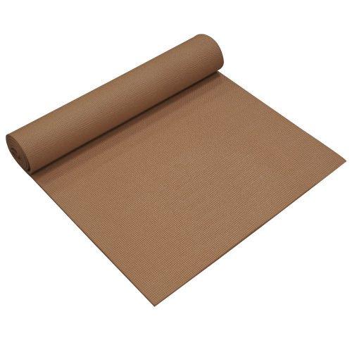 YogaDirect 0,3 cm dikke yogamat, antislip