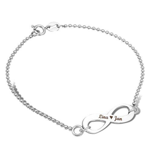 Juwelier Schönschmied - Damen Armband aus Edelstahl ID185 - Micoz
