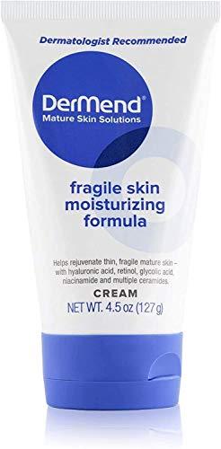 DerMend Fragile Skin Moisturizing Cream 4.5 Oz Tube - PACK OF 2