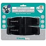 HOMYBABY® Seguridad Bebes | Hebilla para Cinturon de Seguri