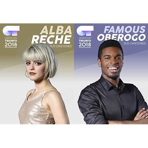 Pack Alba Reche: Sus canciones + Famous Oberogo: Sus canciones