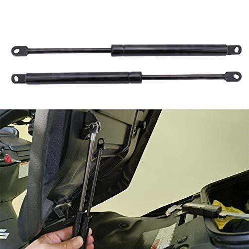 LuckyMAO Cubierta y molduras SPEEDWOW puntales Brazos de elevación Soporta Amortiguadores elevación del Asiento en Forma for Suzuki Burgman 400 AN400 2007-2016