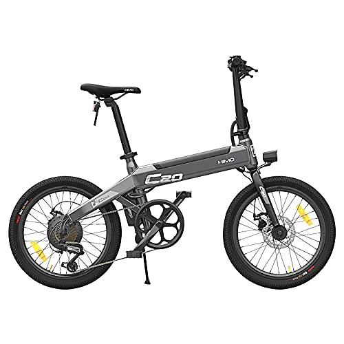 HIMO C20 Bicicleta eléctrica Plegable para Adultos, Bici eléctrica de montaña de...