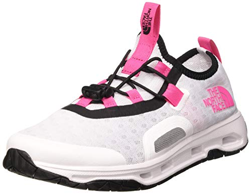 The North Face Womens Skagit Water Shoe, Zapato para Caminar para Mujer, TNF White, 36 EU