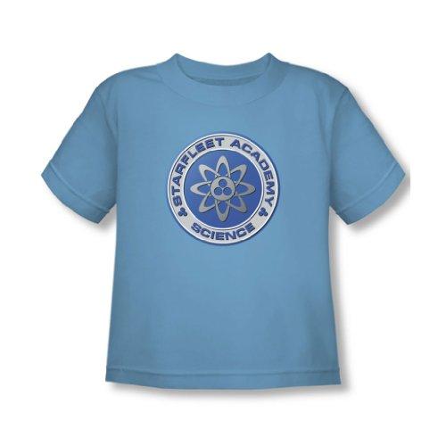 Star Trek - Toddler science T-shirt En Caroline du Bleu -, 2T, Carolina Blue