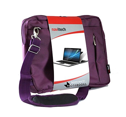 Navitech Violett Zoll Laptop/Notebook/Ultrabook Case/Tasche für das Acer Aspire Switch 12 S