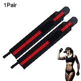 Switty 1 Paar Tragbare Gewichtheben Wraps Handgelenkstütze Professionelle Workout Gewichtheben...