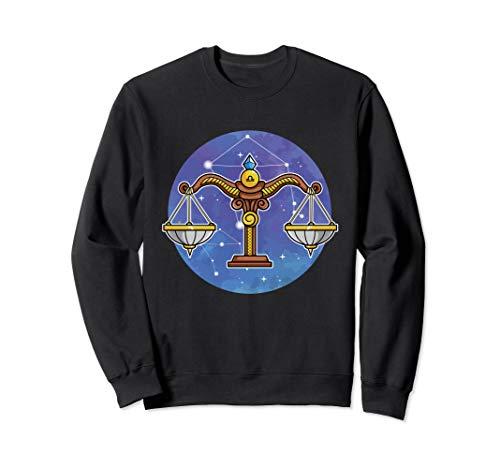 Sternzeichen Waage Sweatshirt