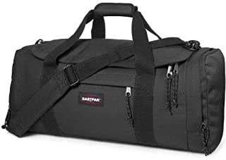 Eastpak Travel Duffle Bag, Black, EK11B008