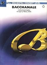Bacchanale: From Samson and Delilah (Full Orchestra Concert Level)