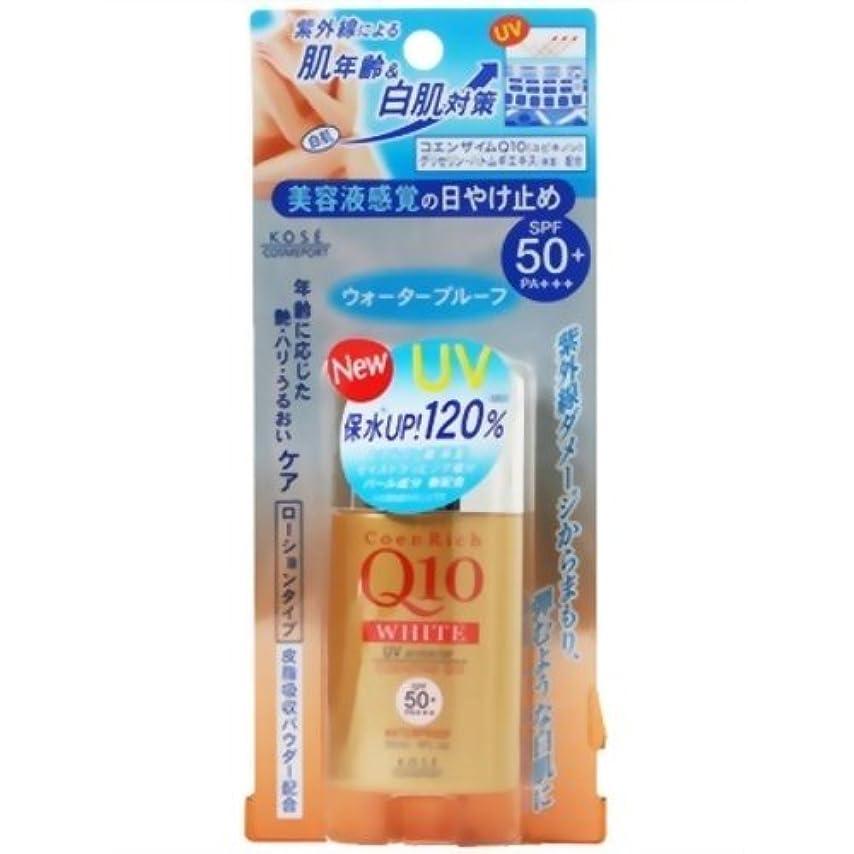 ブレンド紳士オゾンコエンリッチ Q10ホワイトUVローション 30ml