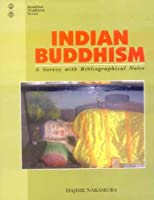 Indian Buddhism 8120802721 Book Cover