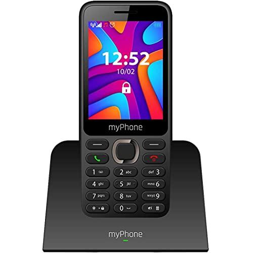 myPhone S1 LTE, Telefon mit Ladestation,...